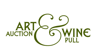 Art Auction & Wine Pull